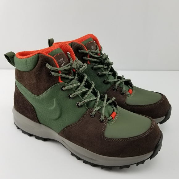 Nike Manoa Acg Army Olive Hiking Boots